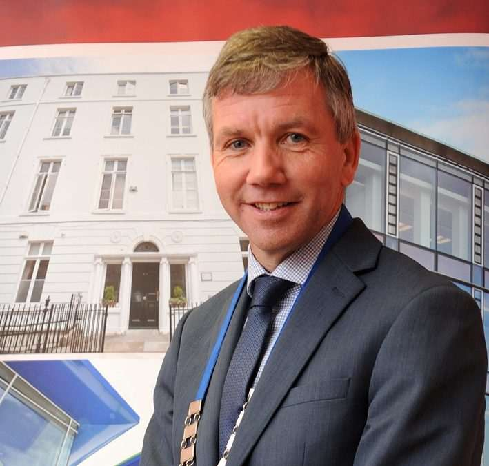 Clancy MD John O'Shaughnessy Elected Chairman of CIF South East Branch