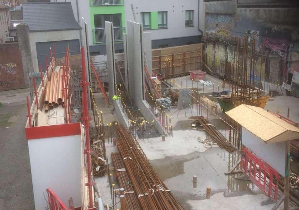 New 6 Storey Office Building at 48-50 Cuffe Street, Dublin